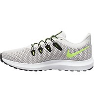 Nike Quest 2 - Joggingschuhe - Herren, White/Yellow