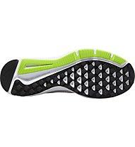 Nike Quest 2 - scarpe jogging - uomo, White/Yellow