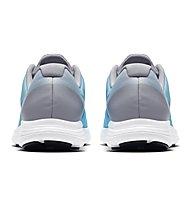 Nike Girls' Nike Revolution 3 (GS) -  scarpe da ginnastica - ragazza, Turquoise/Grey