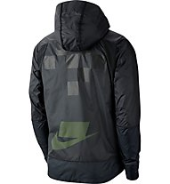 Nike Shield Men's Flash Running - Laufjacke - Herren, Black