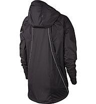 Nike Shield Running - giacca running - donna, Black