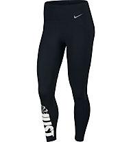 Nike Speed 7/8 Running Tights - Laufhose - Damen, Black