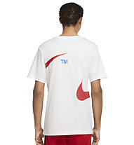 Nike Nike Sportswear M's - T-shirt - uomo , White