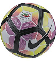 Nike Strike Serie A Fußball, Yellow/Pink