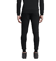Nike Tech Fleece pantaloni da ginnastica, Black/Metallic