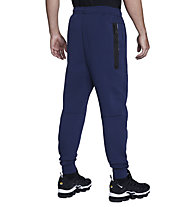 Nike Tech Fleece M's - pantaloni lunghi fitness - uomo, Dark Blue