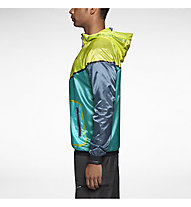 Nike Tech Windrunner - Giacca a Vento, Yellow/Green