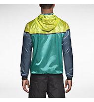 Nike Tech Windrunner, Yellow/Green