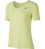 Nike Running - Laufshirt - Damen, Yellow
