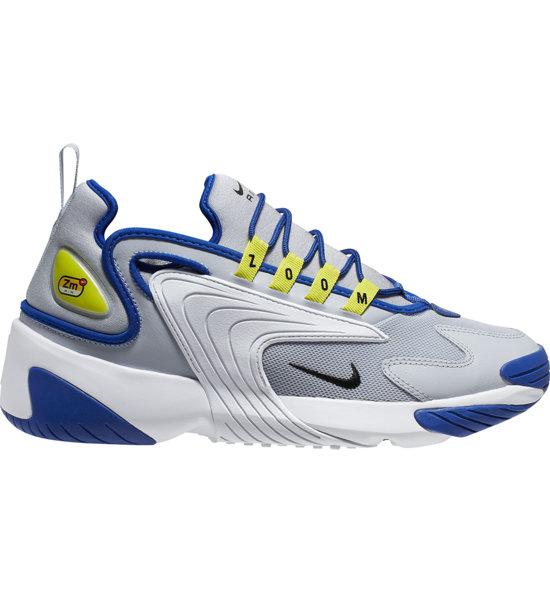 scarpe sneaker nike zoom 2k uomo bianco e nero