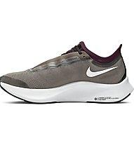Nike Zoom Fly 3 Premium Print Running - scarpe da gara - donna, Beige/Dark Red