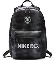 Nike F.C. Soccer - zaino daypack, Dark Grey