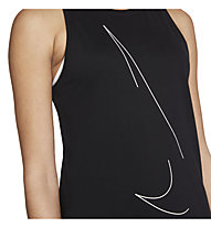 Nike Yoga Dri-FIT W's - Trainingtop - Damen, Black