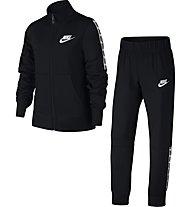 Nike NSW - Trainingsanzug - Mädchen, Black