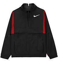 Nike NSW Big Kids' (Boys') Crossover - Freizeitjacke - Jungs, Red/Black/White