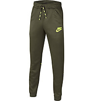 Nike NSW Big Kids' (Boys') Tapered Pants - Trainingshose - Kinder, Green