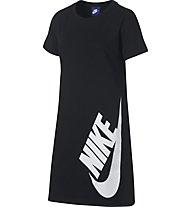 Nike NSW - T-shirt fitness - bambina, Black
