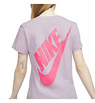 Nike NSW Festival SS - T-Shirt - donna, Pink/Rose