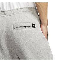 Nike NSW JDI M's Fleece - Trainingshose lang - Herren, Grey