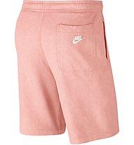 Nike Sportswear Men's French Terry Shorts - Trainingshose kurz - Herren, Red