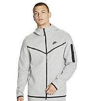 Nike NSW Tech Fleece M's Full-Zip - Trainingsjacke - Herren, Dark Grey