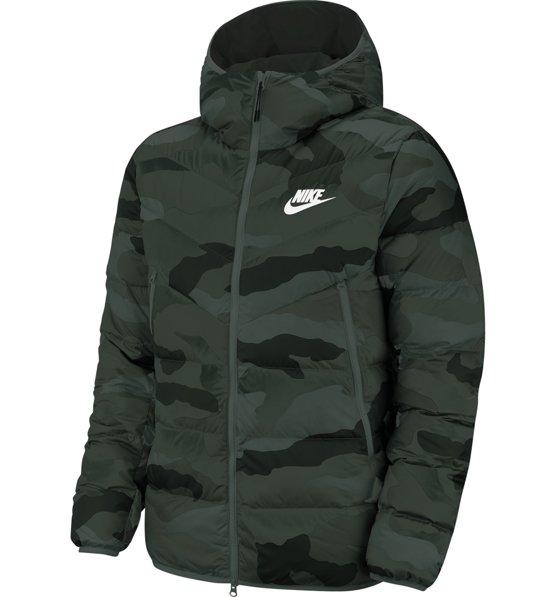 Down Herren Fill Windrunner Men's Hooded Winterjacke Sportswear Print Nike OPlwTkiuXZ