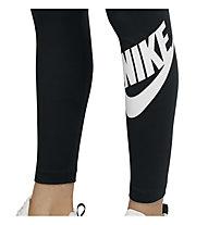 Nike Women's High-Rise Leggings - Trainingshose - Damen, Black