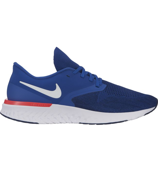 Nike Odyssey React 2 Flyknit - Laufschuhe Neutral - Herren, Blue