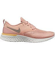 Nike Odyssey React 2 Flyknit - scarpe running neutre - donna, Rose