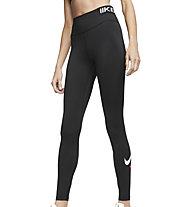 Nike One - pantaloni fitness e training - donna, Black