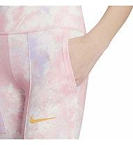 Nike One - pantaloni fitness - ragazza, Pink