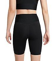"Nike One Lux Icon Clash 7"" - Trainingshose kurz - Damen, Black"