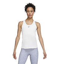 Nike One W's Slim Fit - Top - Damen , White