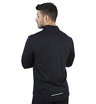 Nike Pacer 1/2-Zip Running - maglia running a maniche lunghe - uomo, Black