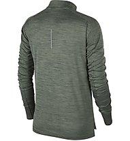 Nike Pacer - maglia a maniche lunghe running - donna, Green
