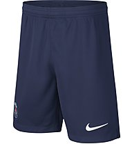 Nike Paris Saint-Germain 2019/20 Stadium Home - pantaloni corti calcio - ragazzo, Blue