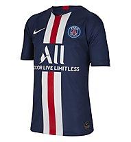 Nike Paris Saint-Germain 2019/20 Stadium Home Jr - maglia calcio - ragazzo, Blue/White