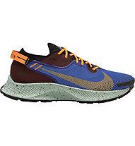 Nike Pegasus Trail 2 GORE-TEX - Trailrunningschuh - Herren, Blue/Orange
