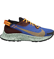 Nike Pegasus Trail 2 GORE-TEX - Trailrunningschuhe - Damen, Light Blue/Black/Orange