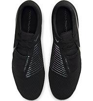 Nike Phantom Venom Academy FG - scarpa calcio terreni compatti, Black