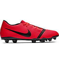 Nike Phantom Venom Club FG - scarpe calcio terreni compatti, Red
