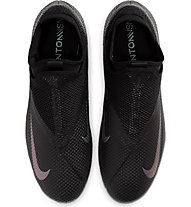 Nike Phantom Vision 2 Academy Dynamic Fit SG-PRO Anti-Clog Traction - scarpe da calcio terreni morbidi - uomo, Black