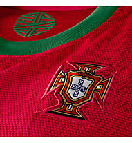 Nike Portugal Home Jersey, Dark Red/Green