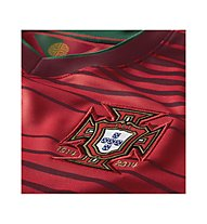 Nike Portugal SS Home Stadium Jsy maglietta Mondiali, Red