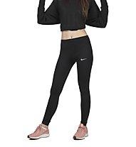 Nike Power Essential Tight - Laufhose - Damen, Black