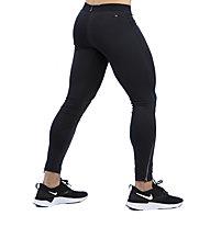 Nike Power Tech Running - pantaloni lunghi running - uomo, Black