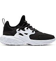 Nike Presto React - Sneaker - Jugendliche, Black/White