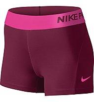"""Nike Pro 3"""" Cool Short Kompression Damen, Red/Pink"""