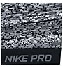 Nike Pro Classic Padded Static Sports Sport-BH, Cool Grey/Black/Black/Black