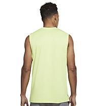 Nike Pro Dri-FIT - Top - Herren , Yellow